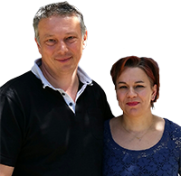 Ludovic & Christelle Chesneau - Camping Le Belvédère - Auvergne