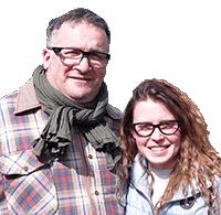Stéphanie & Eric Lompré - Camping Les Vertes Feuilles - Picardie