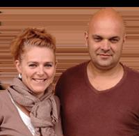 Carole & Eric Viriot - Camping Le Domaine de Mépillat - Rhône Alpes