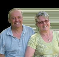 Pierrette & Hubert Rabbé - Camping Les 3 Ours - Franche Comté