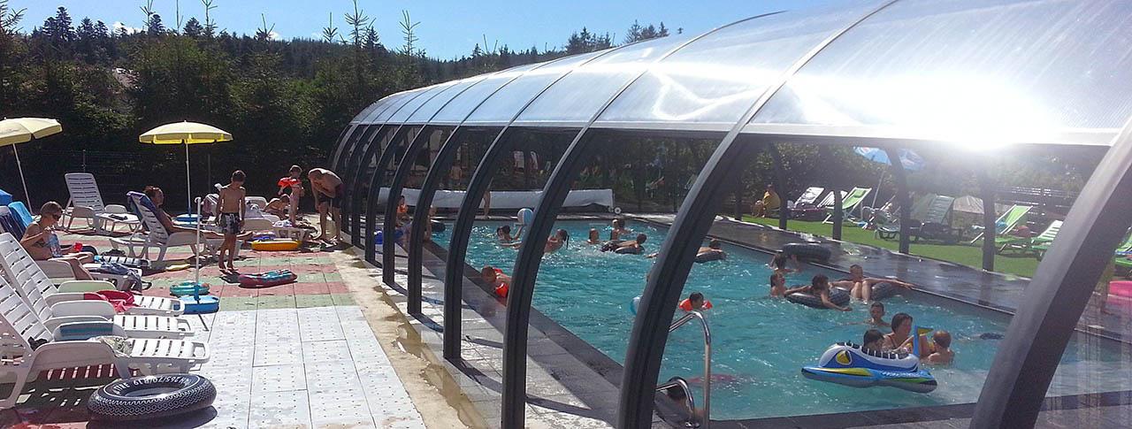Camping la st niole granges sur vologne vosges for Camping lorraine avec piscine