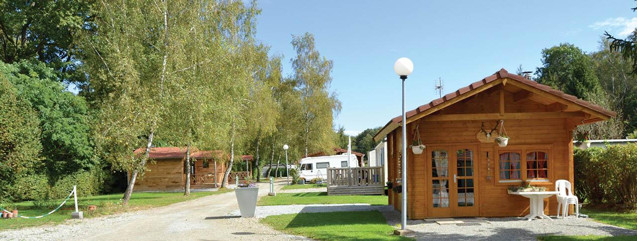 pano camping du lac de la seigneurie