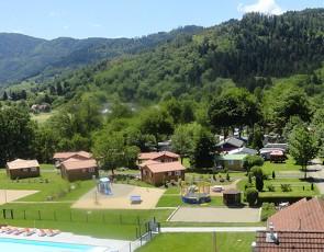 Camping Les Bouleaux****