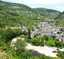 camping cevennes causses