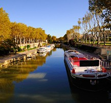 camping canal du midi