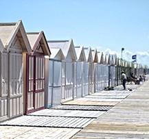 camping baie de somme promenade