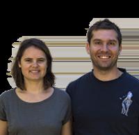 Stéphanie Lestel & Cédric Mauro - Camping L'Arize - Occitanie