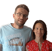 Christelle & Ludovic Aubry - Camping le Clot du Jay - Provence Alpes Côte d'azur