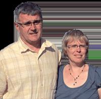 Catherine & Christian Hurel - Camping des Vallées - Bretagne