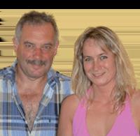 Martine & Gabriel Simon - Camping Les Bouleaux - Grand Est