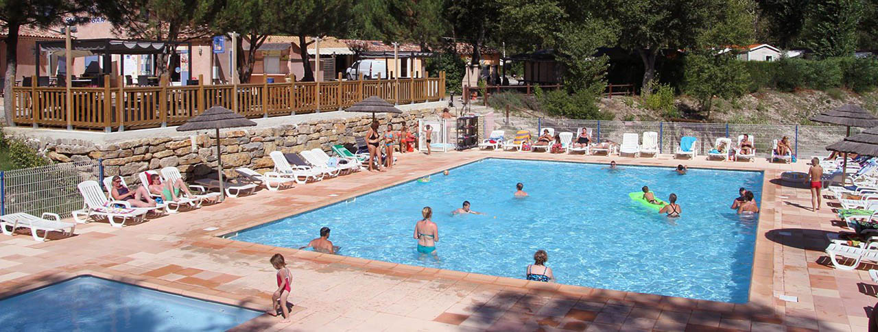 Camping la rivi re saint maime alpes de haute provence for Club piscine pool heater