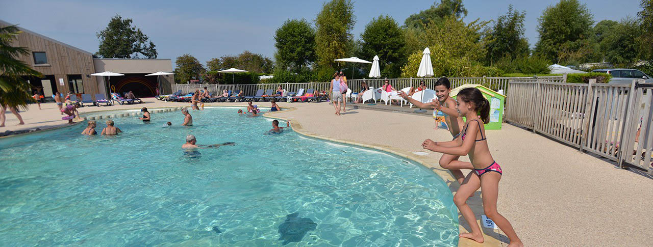 Camping Les Aubpines  Le Crotoy  Somme Picardie In France