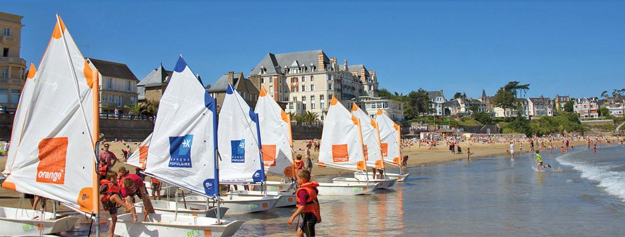 camping Longchamp plage