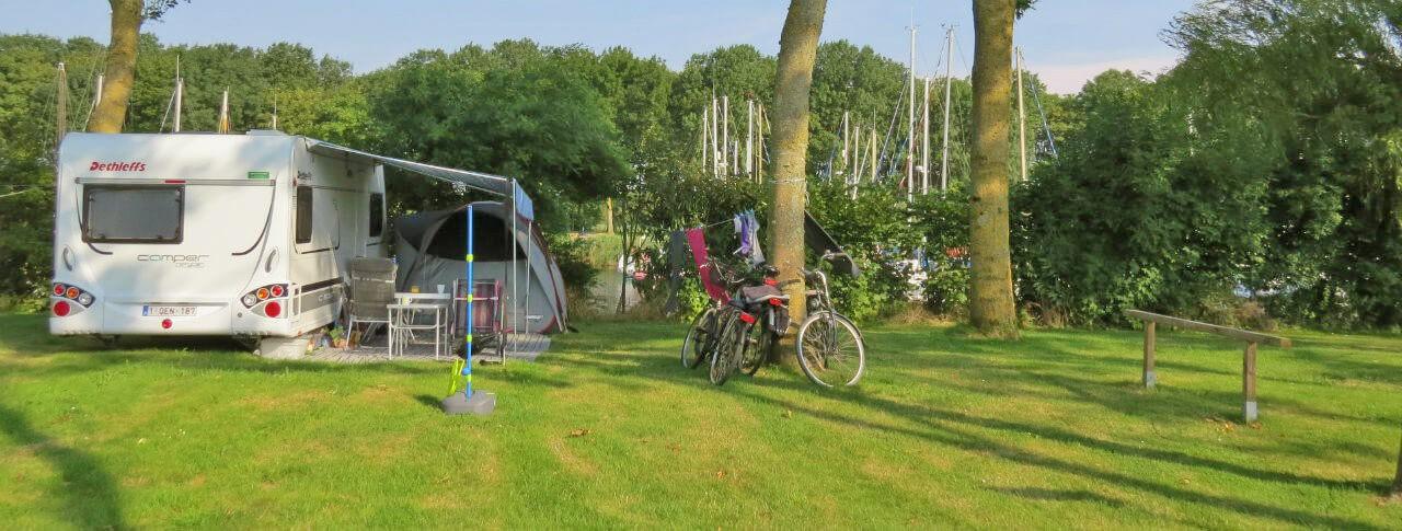 camping Le Haut Dick location d'emplacement en Basse Normandie