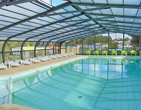 Camping beauch ne avrill vend e pays de la loire in for Camping haute normandie avec piscine couverte