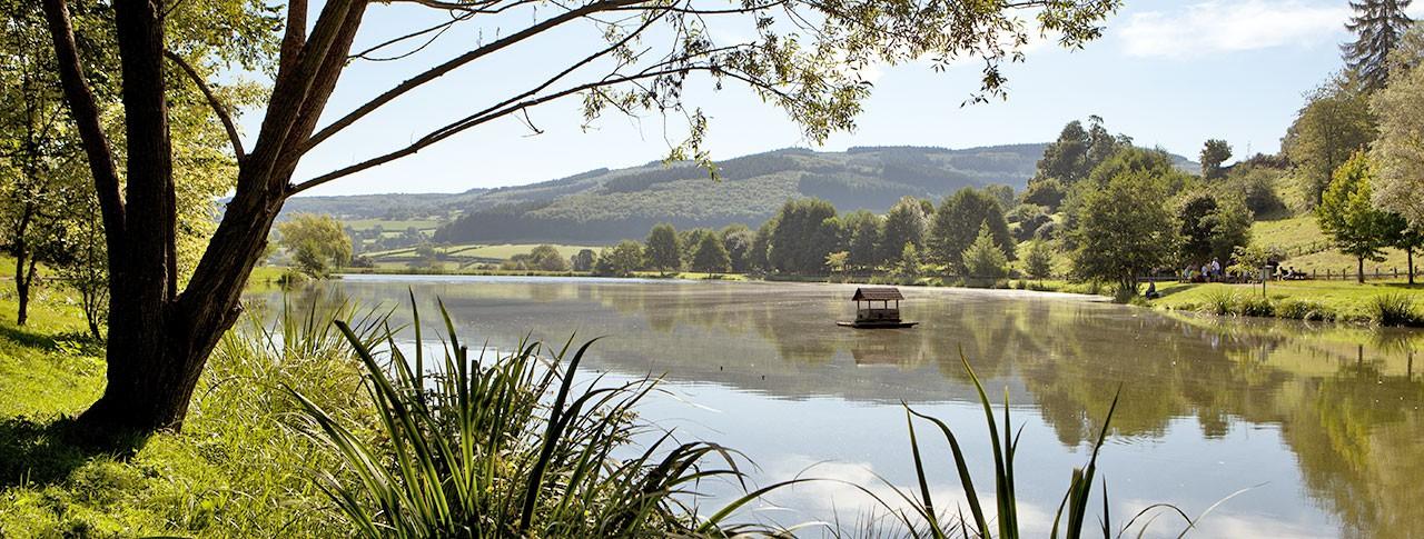 Camping Le Paluet Lac de Matour