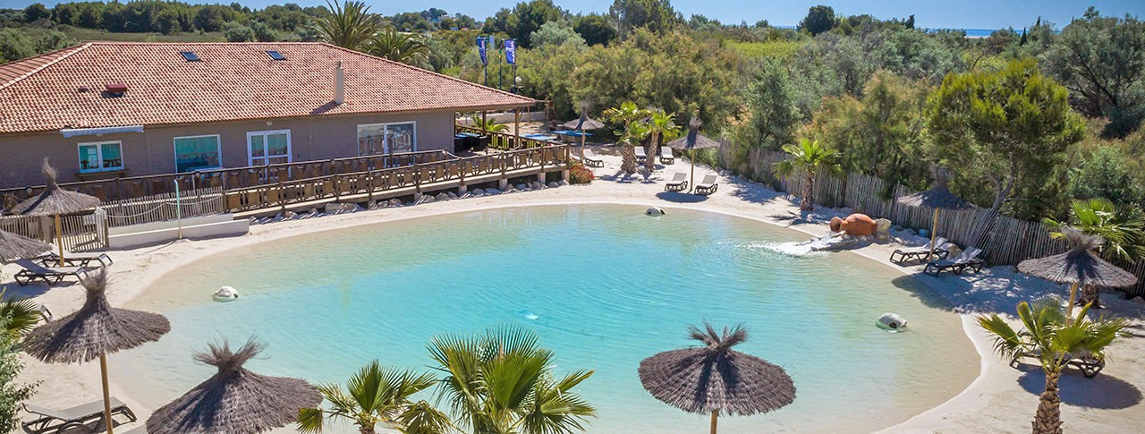 Camping Soleil D Oc Narbonne Lagon