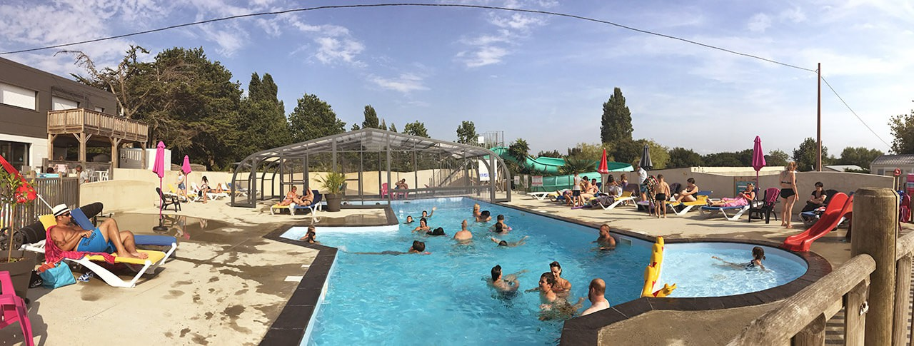 Camping De Rhuys Piscine Couverte
