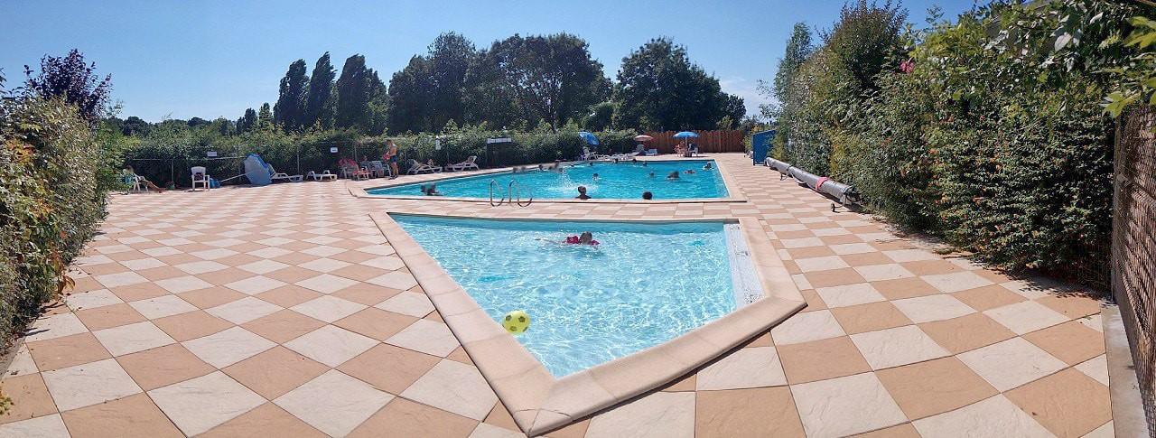 camping la promenade piscine