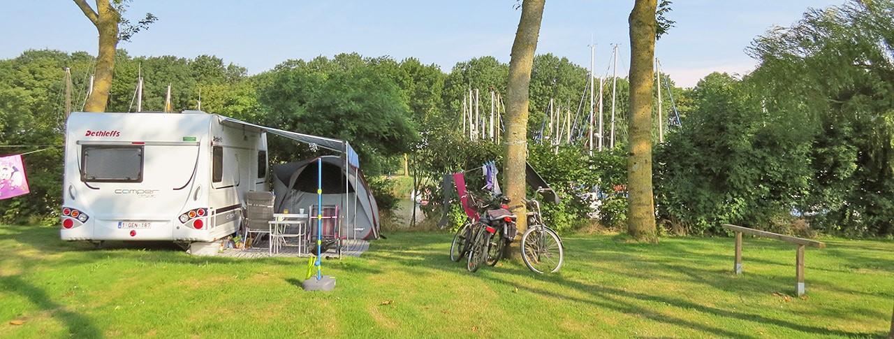 Camping Le Haut Dick emplacement camping à Carentan en Basse Normandie