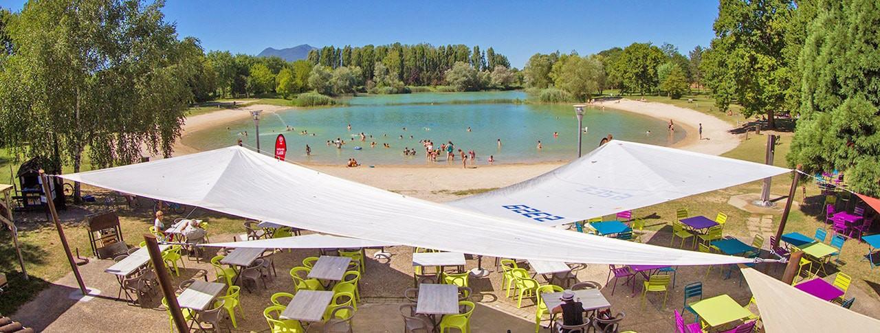 Camping Lac Marandan Vercors