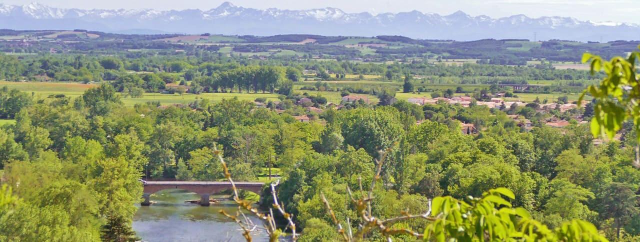 Camping Les Mijeannes rivière Ariège