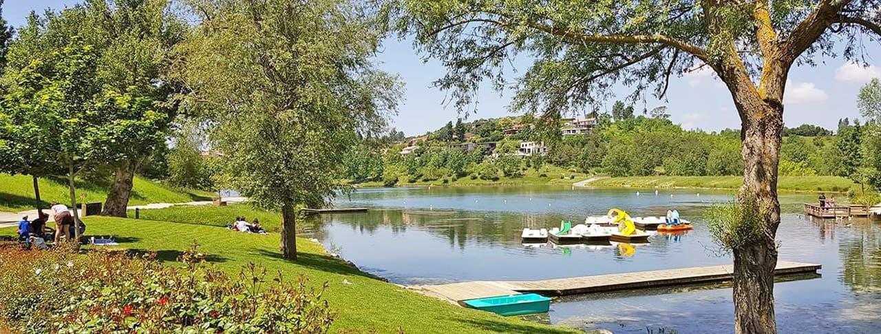 camping Lac de la Thésauque Montgeard Lauragais