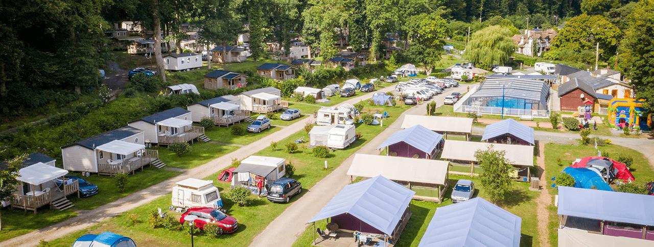 camping La Chenaie location mobilhome Normandie