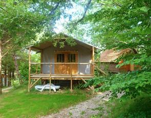 Camping La Pibola***