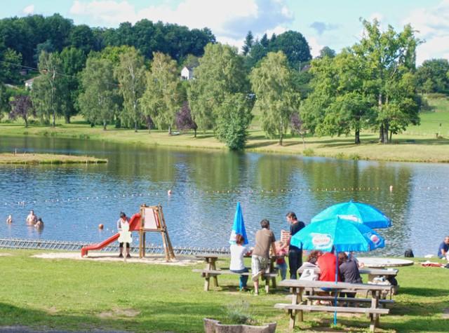 Camping L'Air du Lac - Nouvelle Aquitaine