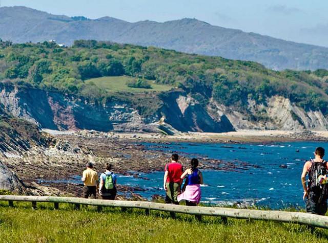 Camping de la Corniche cote basque-4