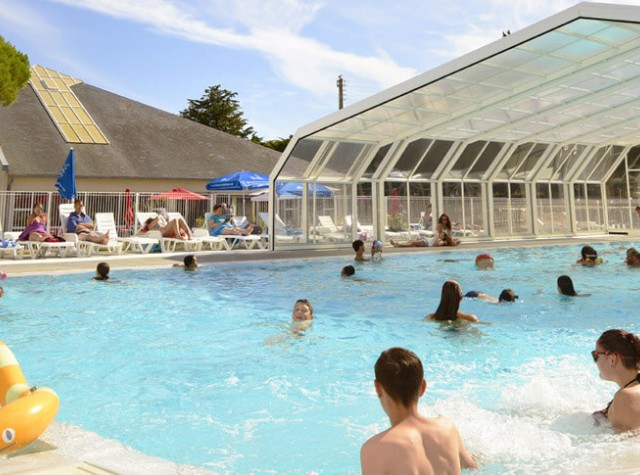 Camping Le Bois d'Amour - Brittany