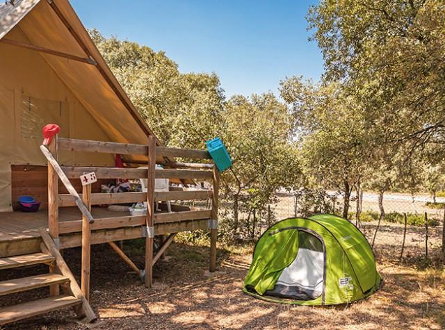 camping Le Domaine de Gajan Free Flower-2