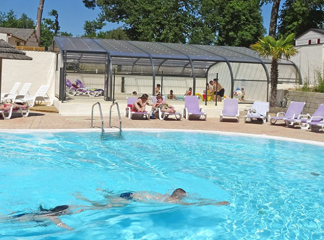 Camping Les Côtes de Saintonge - Nouvelle Aquitaine