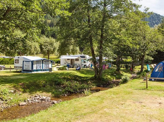 camping Verte Vallée location d'emplacements pour tentes à Xonrupt Longemer-2