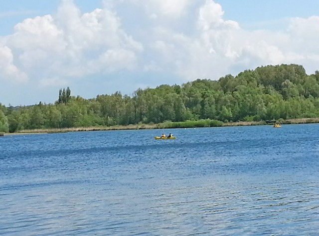 camping Les Marguerites bord de lac-3