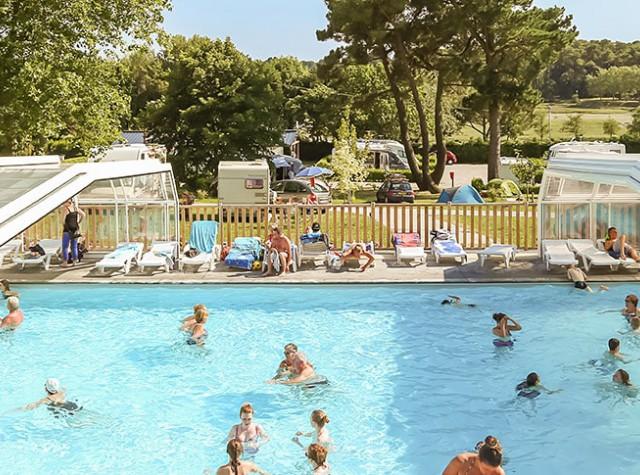 Camping Le Conleau - Brittany