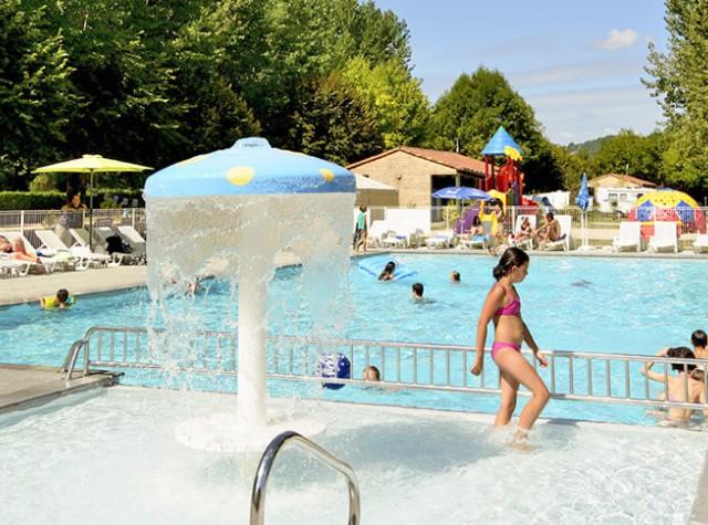 camping Les Ondines piscine extérieure-3
