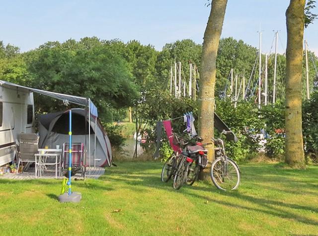 Camping Le Haut Dick emplacement camping à Carentan en Basse Normandie-2