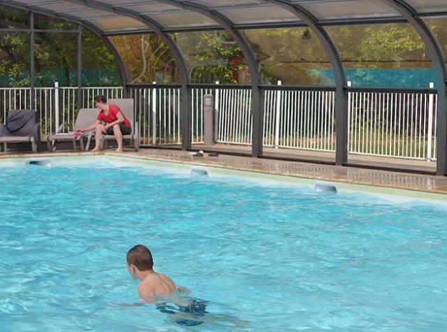 Camping Lac aux Oiseaux piscine couverte chauffée-3