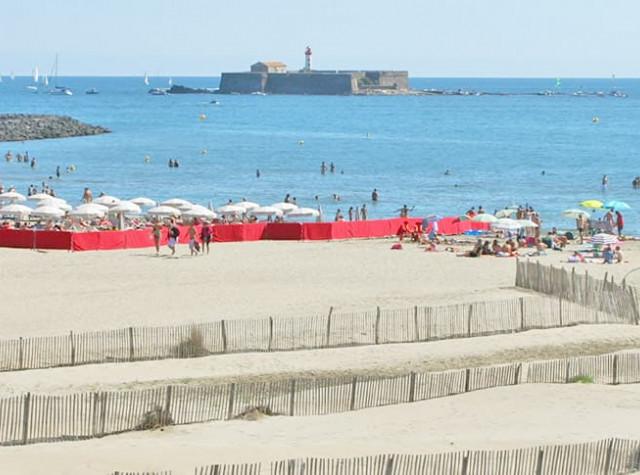 Camping Cap d'Agde plage richelieu-2