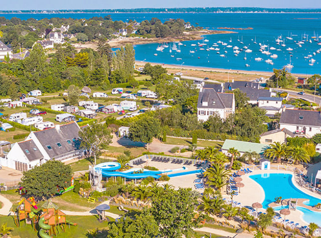 Camping Le Cabellou Plage - Brittany