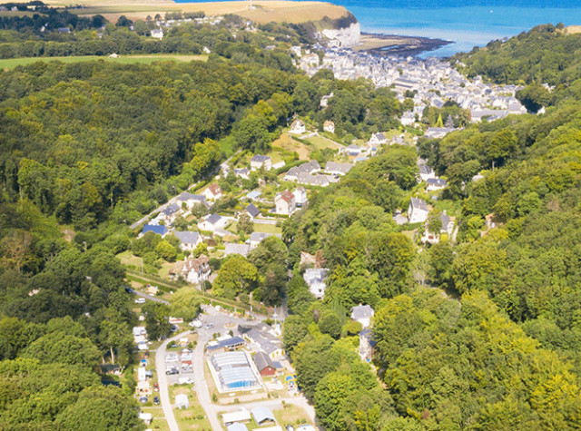 Camping La Chênaie - Normandy