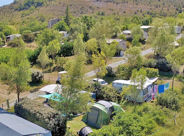 Camping Saint Amand emplacements tente caravane camping-car Ardèche-3