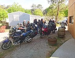 Camping Le Médoc Bleu