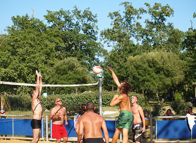 camping La Cailletière volley-ball-13