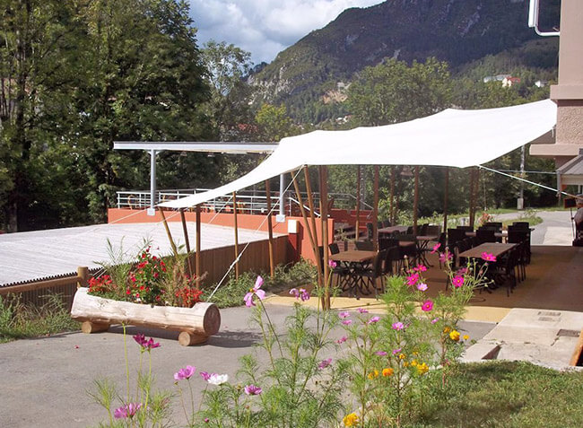camping Le Martinet restaurant-7