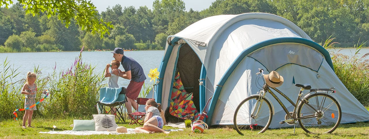 Campsites in France: 1 free night in pitches