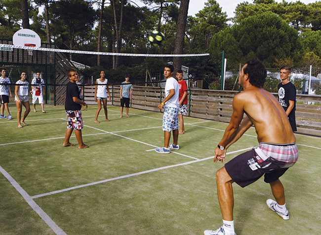 camping Saint Tro'Park volley-13